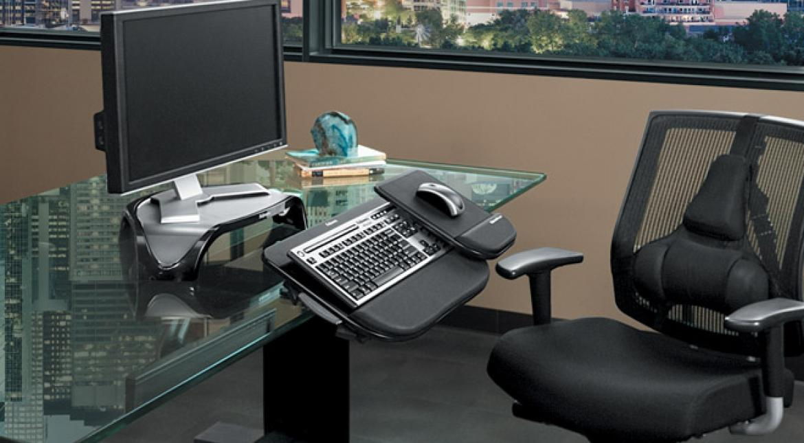 Brooks Stevens Collaborates with Fellowes on Keyboard Managers