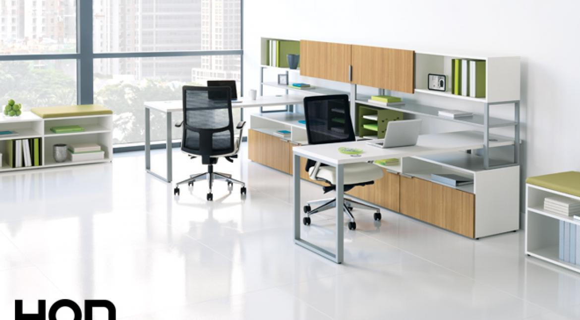 New Voi Light Scale Desking System for HON Company