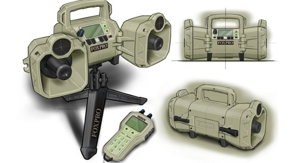 Brooks Stevens, Inc Provides Product Development Services to FoxPro to Update the Shockwave